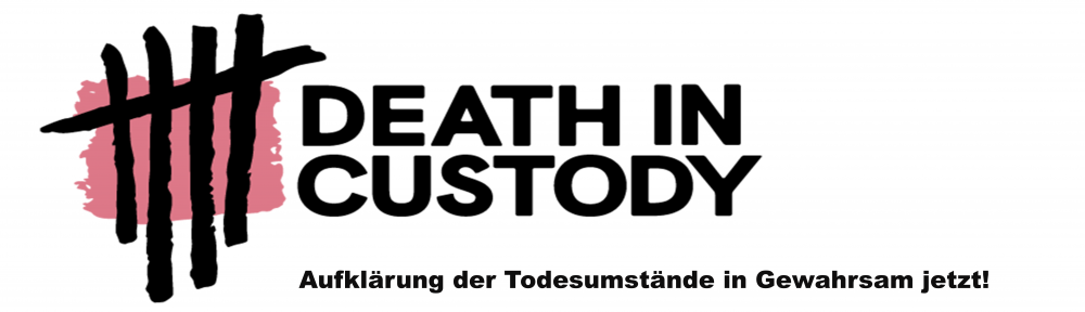 Death in Custody